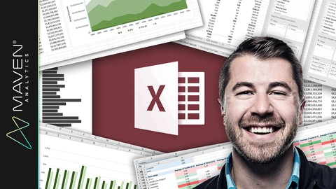 Microsoft Excel - Data Analysis with Excel Pivot Tables*