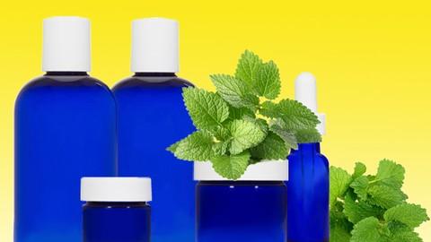 Natural Products Entrepreneurship: Herbalism, Skincare, Spa+