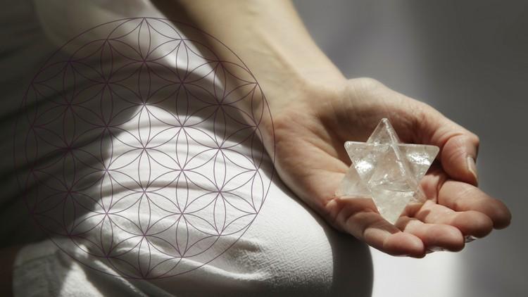 Crystal Reiki Master/Teacher Certification