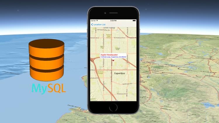 Utilize MySQL Data for GIS iOS App in Objective C