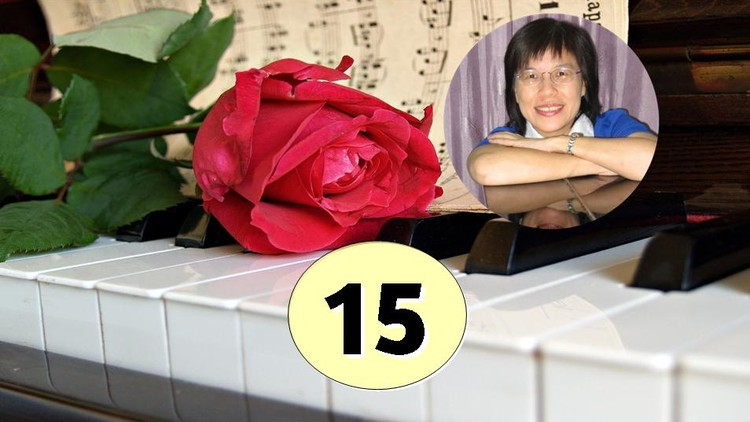 Play Piano 15: Improvise You Light Up My Life by Ear Chords
