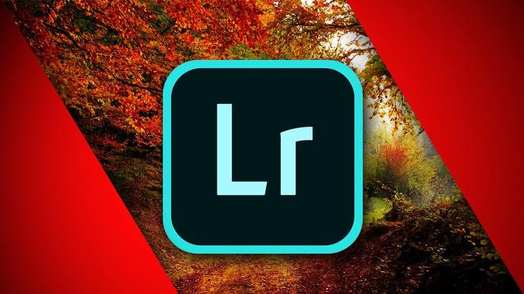 Adobe Lightroom Masterclass - Beginner to Expert