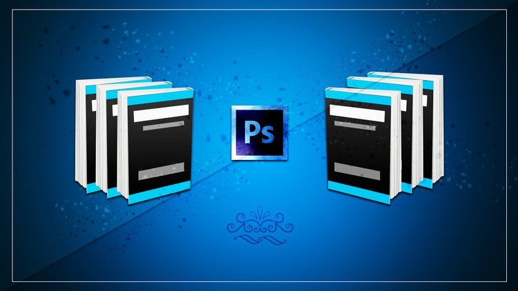Book Cover Designing Photoshop for Beginners