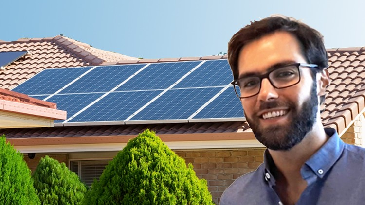 The complete SOLAR ENERGY course. Beginner to advanced level