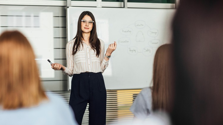 Presentation Skills for Beginners Coupon