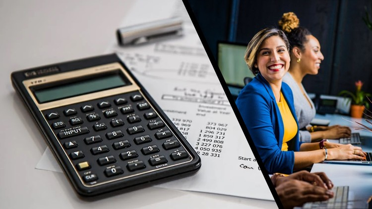 Accounting–Financial Accounting Total-Beginners to Advanced