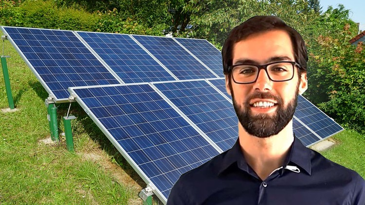 The Ultimate OFF-GRID Solar Energy Course. Become a Pro 2021
