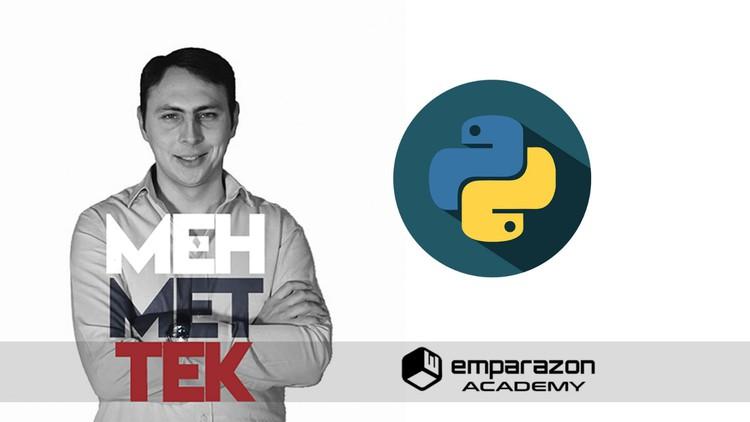 Python Programlama Eğitimi A-Z™ – 2020 (58.000+ Öğrenci)