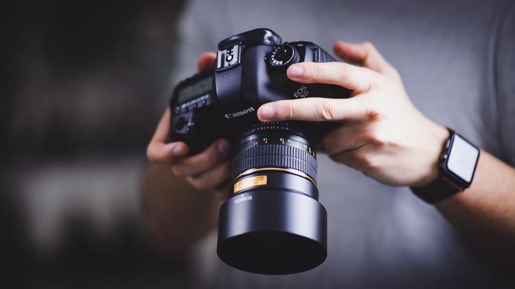 Curso de Fotografia - Seja um Fotógrafo