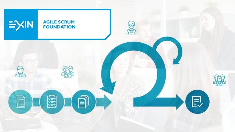 [2021] Aprueba la certificación EXIN Agile Scrum Foundation Coupon
