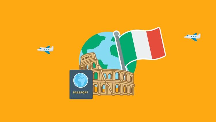 Italian Level 1: Master Speaking Italian (2 courses in 1) Coupon