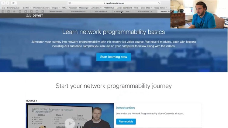 Net DevOps: Cisco  Python, Automation, NETCONF, SDN, Docker Coupon