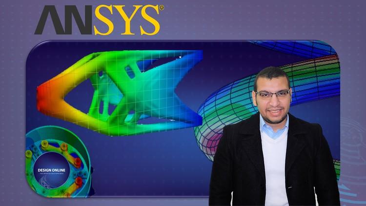 Optimization Analysis using Ansys-تحليل التصميم الأمثل Coupon