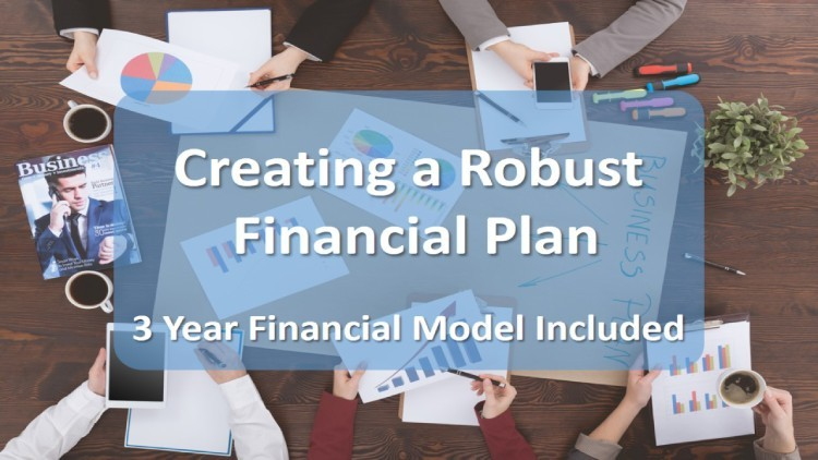 Creating a Robust Financial Plan for Your Business