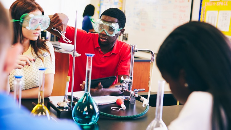 Chemistry (Course 1 of 4) An Inquiry-Based Approach