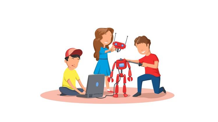 Çocuklar için mBOT ile ROBOTİK Coupon