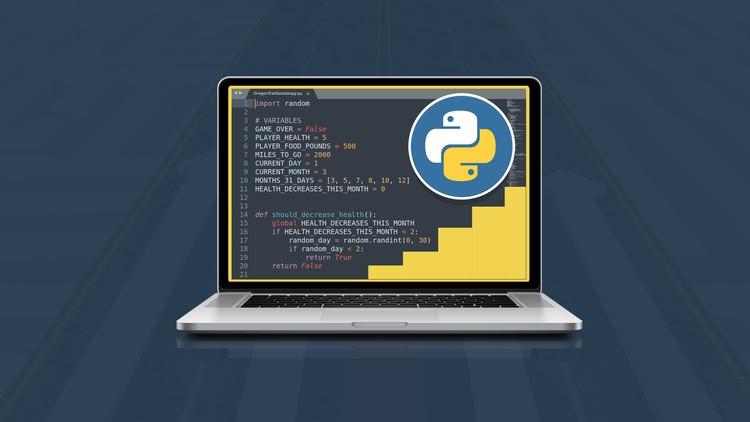 Python Programming Beginners Tutorial : Python 3 Programming Coupon