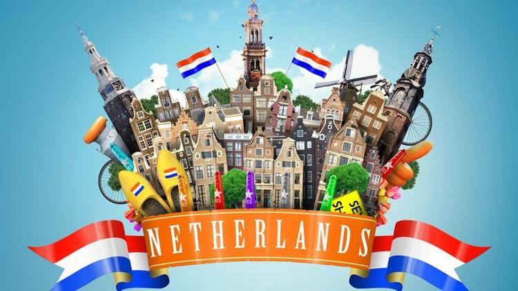 Learn Dutch -The Fast, Easy & Fun Speaking Dutch Method 11hr