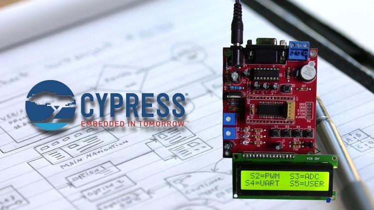 MICROCONTROLADOR CYPRESS CY8C29466 PROGRAMACION LENGUAJE C Coupon