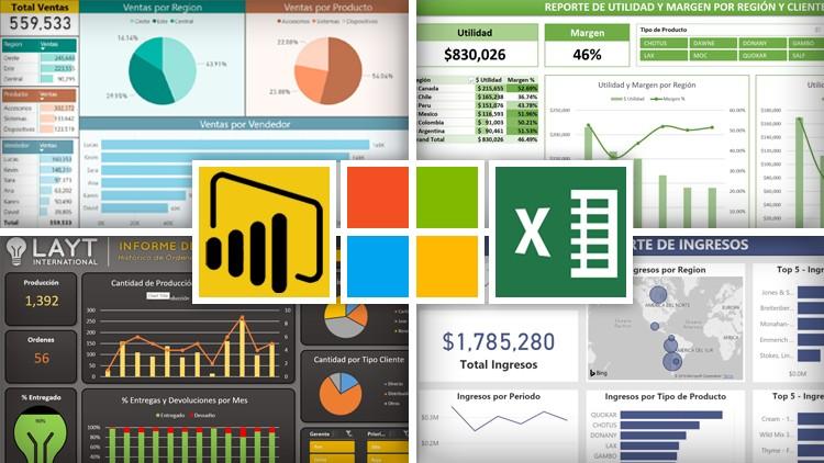 Curso Excel y Power BI – Análisis y Visualización de Datos