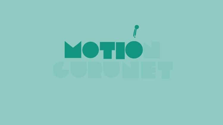 Create a professional logo motion using Motion v.2 Script