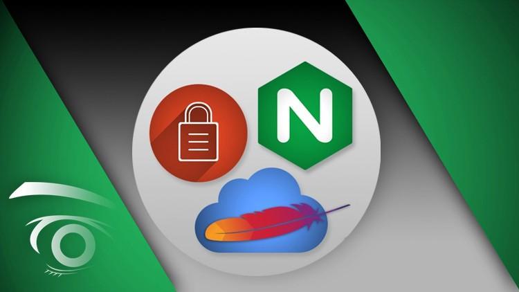 NGINX, Apache, SSL Encryption - Certification Course Coupon