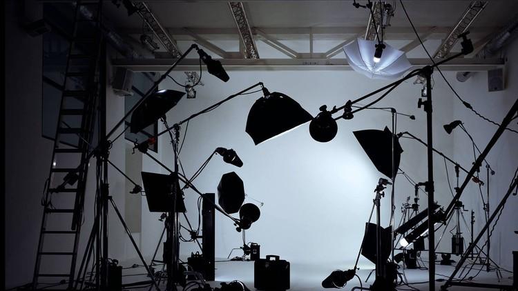 Fotografia em Estúdio-Ganhe muito dinheiro, Monte o seu!