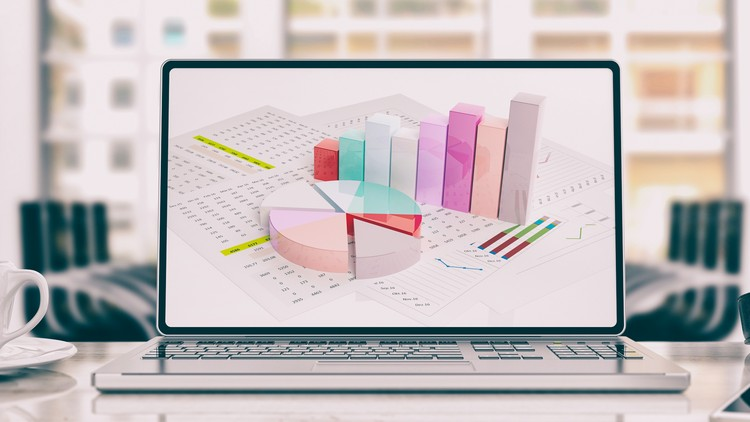 The Complete Course on Data Analysis and Data Visualization Coupon