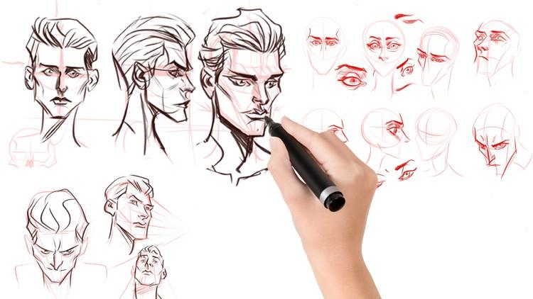 Digital Character Design Creations Coupon