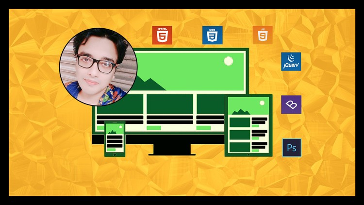 Complete Web Design and Development Course : 14 Courses in 1
