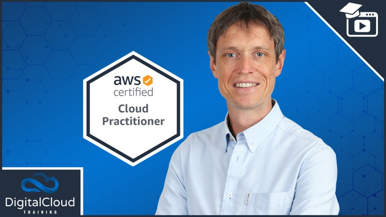 AWS Certified Cloud Practitioner - Complete NEW Course 2021