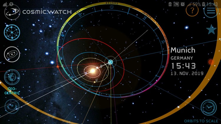 Astronomie mit Handy Apps superleicht! Coupon