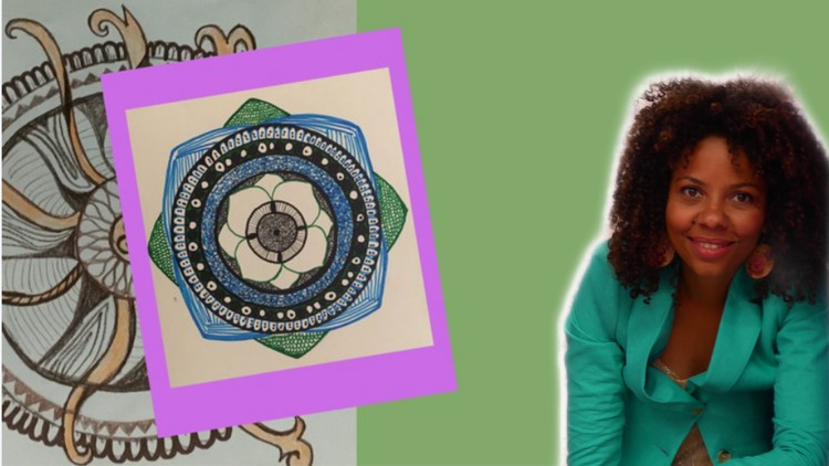 Mindfulness based Art:The Mindfulness Mandala Drawing Course Coupon