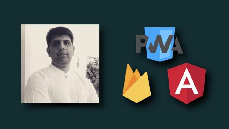 Learn Angular by building a Progressive Web App (PWA) Coupon