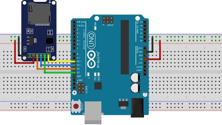 SD Card Interfacing with Arduino Coupon