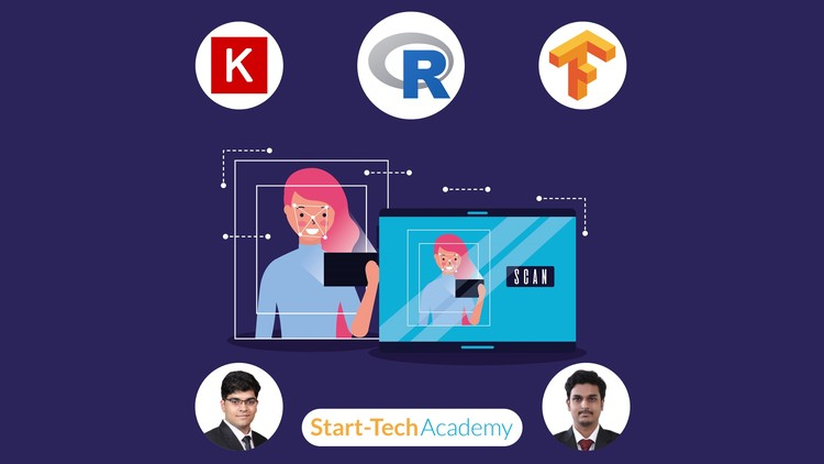 Image Recognition for Beginners using CNN in R Studio Coupon