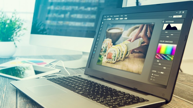 Adobe Photoshop 2021 – Photo Editing