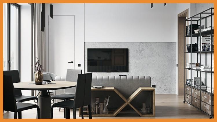 MÁSTER Arquitectura de Interiores, Interiorismo y Decoración Coupon