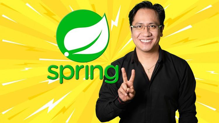 Universidad Spring 2021 - Spring Framework y Spring Boot! Coupon