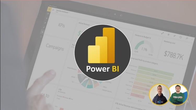 Microsoft Power BI: ETL, Análisis e Inteligencia de Negocios Coupon