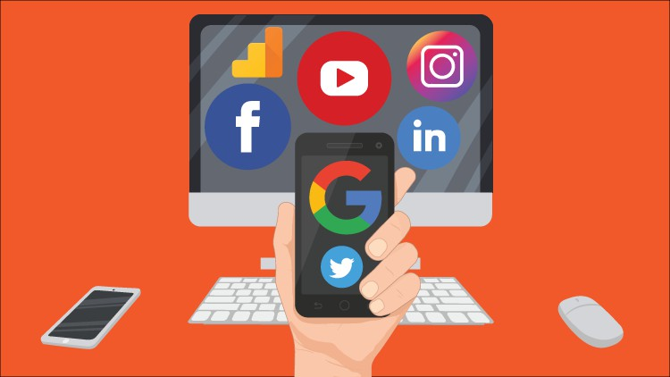 Learn Digital Marketing  (12 Courses in 1) Coupon