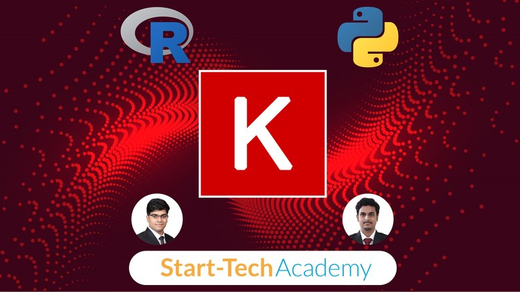 Artificial Neural Networks (ANN) with Keras in Python and R Coupon