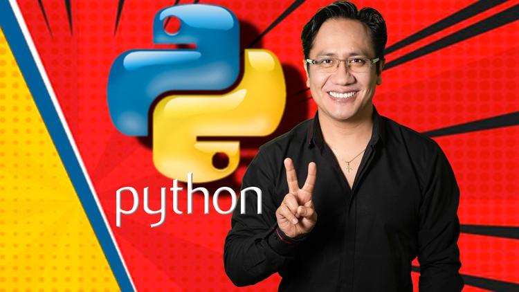 Universidad Python - Django, Flask, Postgresql y más! +40hrs Coupon