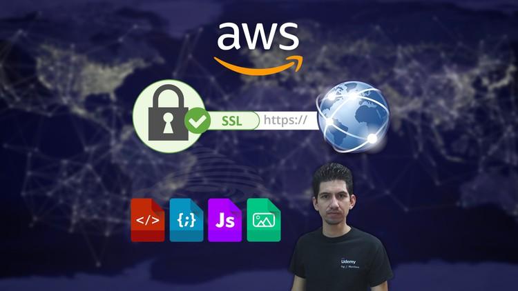 Alojamiento de Sitio Web en Modo Serverless en AWS Coupon