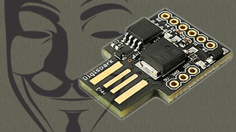 BadUSB/Digispark ile Hack ve Güvenlik Yöntemleri