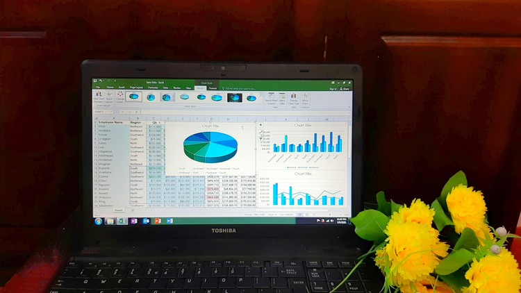 Advanced Microsoft Excel Formulas & Functions Course 2021 Coupon