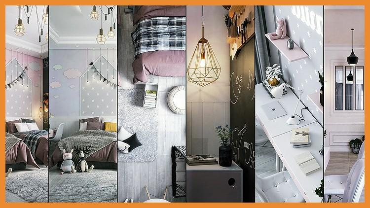 EXPERT in Design of Children's Bedrooms.