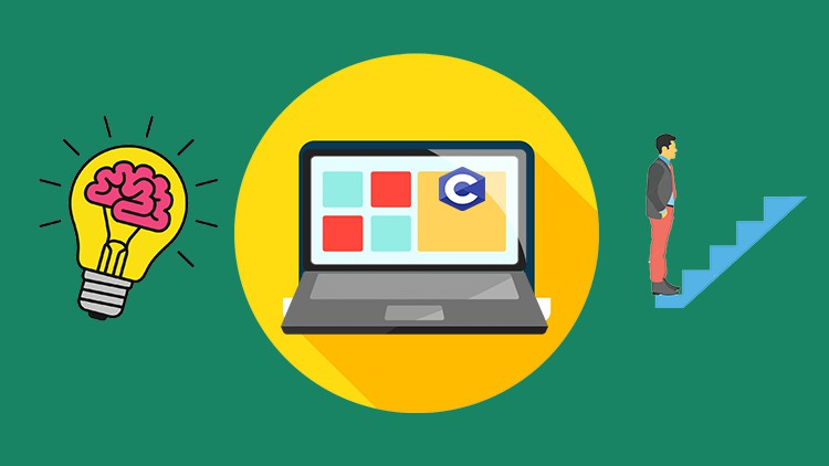 The Complete C Programming Course for Beginners Coupon