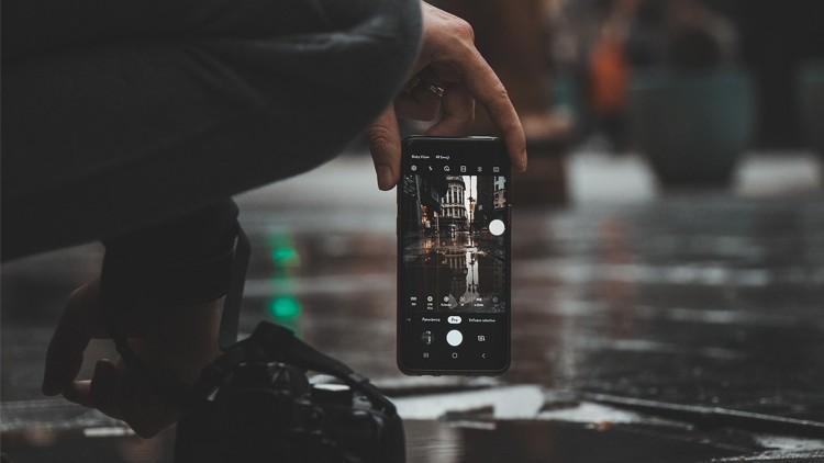 Corso di fotografia con lo smartphone