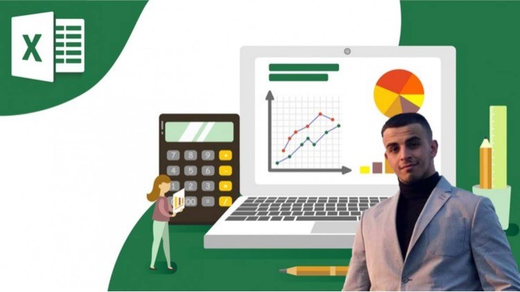 Microsoft Excel - Learn MS EXCEL For DATA Analysis Coupon